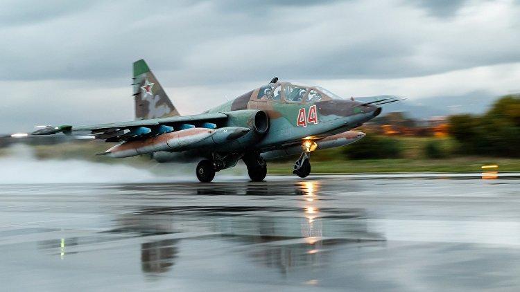 Минобороны опровергло слухи о якобы сбитом самолете российских ВКС в Сирии