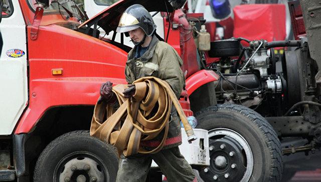 В МЧС рассказали, что горело в московском бизнес-центре