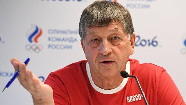 Директор-руководитель главного управления Олимпийского комитета России по обеспечению участия в олимпийских спортивных мероприяти