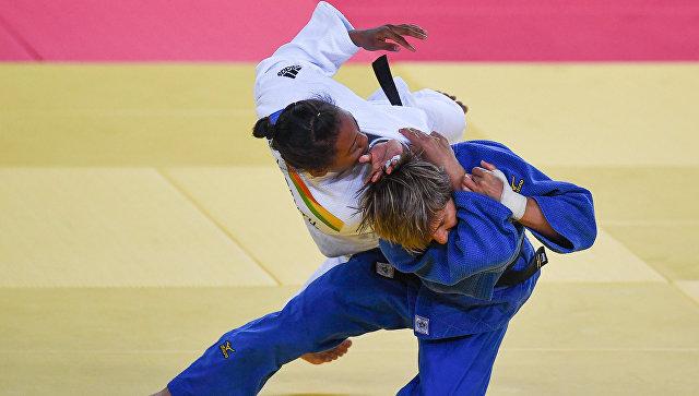 Русская дзюдоистка Наталья Кузютина завоевала бронзовую медаль наОлимпийских играх вРио
