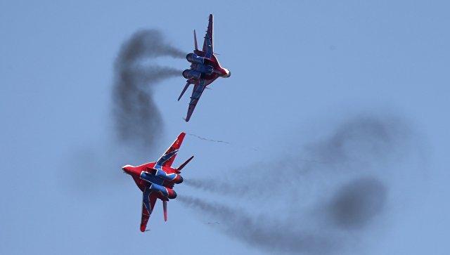 Русские летчики лидируют после заключительного этапа «Авиадартса-2016»