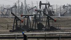 Добыча нефти в США. Архивное фото