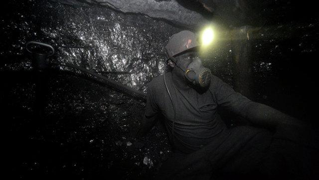 Нашахте вДонецкой области произошла вспышка метано-воздушной смеси