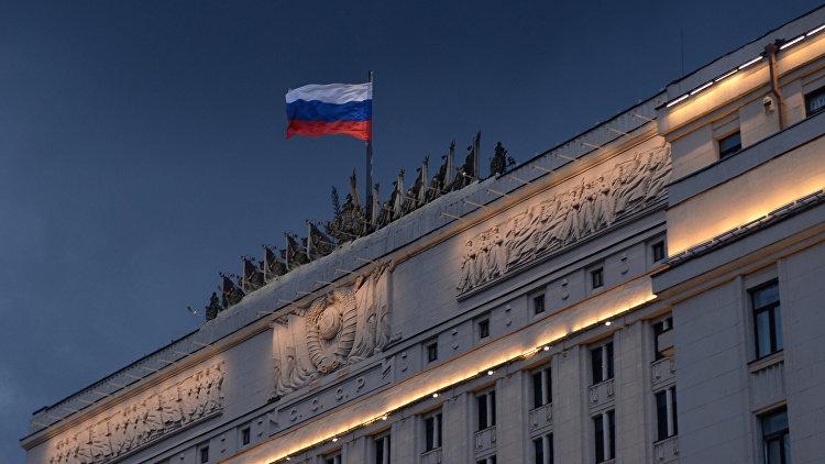 Здание министерства обороны РФ. Архивное