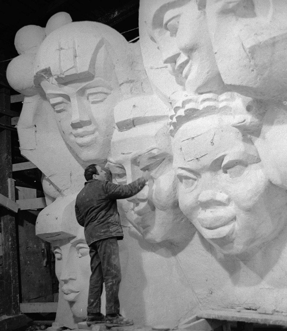 ВХудожественном музее Эрнста Неизвестного почтили память выдающегося скульптора