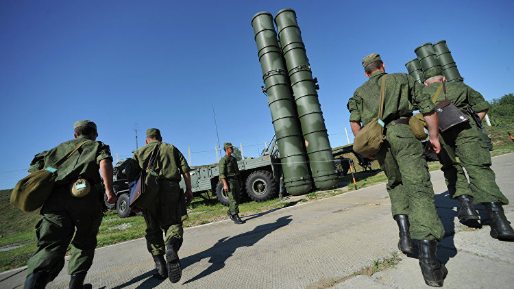 СМИ: шасси для ЗРК С-400 будут производить в Брянске