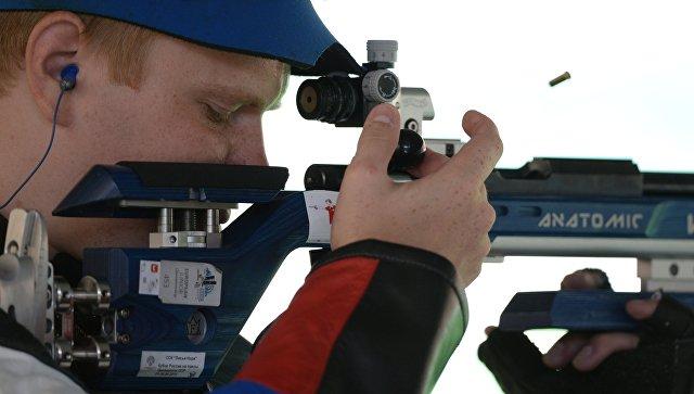 Стрелки Каменский иГригорян выиграли квалификацию вРио солимпийским рекордом