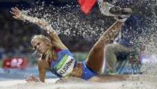 Дарья Клишина на XXXI летних Олимпийских играх