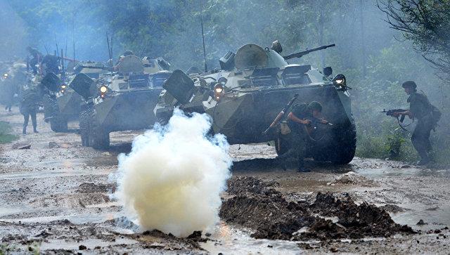 რუსეთისა და ოკუპირებული აფხაზეთის ხელისუფლებები ერთობლივ სამხედრო წრვთნებს იწყებენ