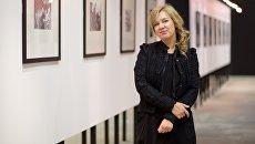 Директор Музея Москвы Алина Сапрыкина