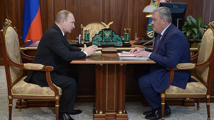 Путин поручил разобраться в ситуации с неготовностью Коми к зиме