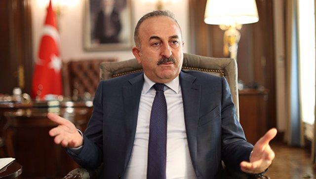 Чавушоглу: Турция настроена нарастить сотрудничество с РФ