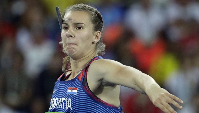 Белорусская копьеметательница Холодович заняла пятое место вфинале олимпийских состязаний