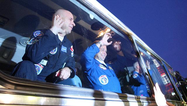 Астронавты NASA вернулись наМКС после выхода воткрытый космос