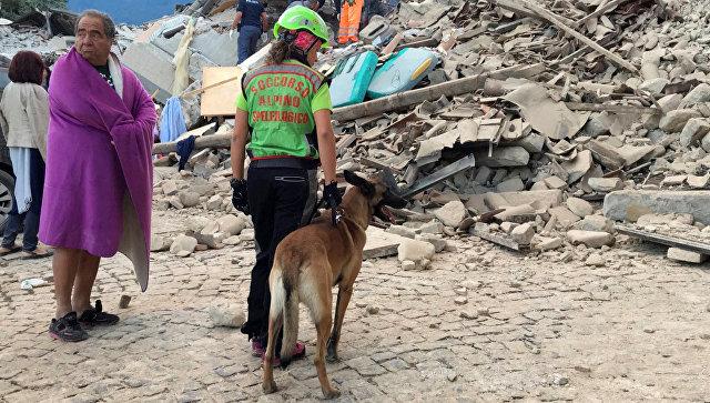 Разрушительное землетрясение вИталии: погибли 247 человек