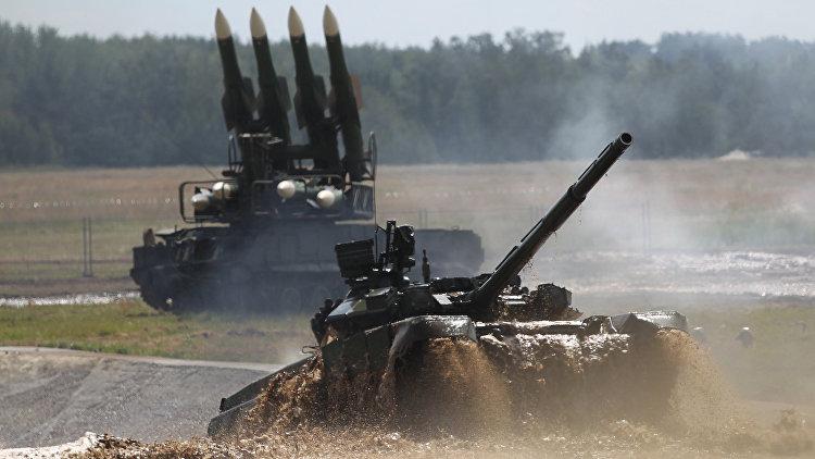 Индия заинтересована в локализации производства танков Т-90МС