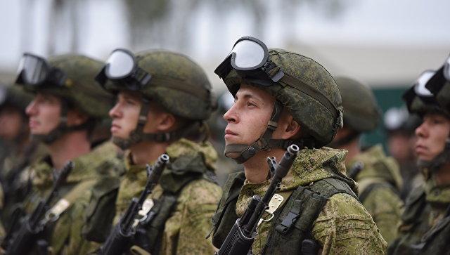 Более тысячи военных из стран ОДКБ примут участие в учениях на Урале