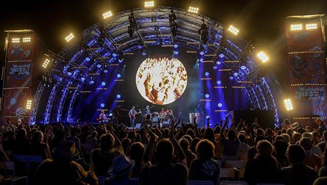 Джазовый фестиваль Koktebel Jazz Party. Архивное фото