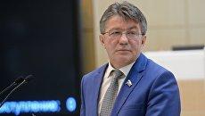Председатель Комитета Совета Федерации по обороне и безопасности Виктор Озеров. Архивное фото
