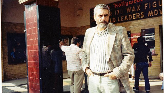 Писатель Сергей Довлатов, архивное фото