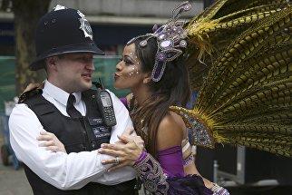 Ноттинг-Хиллский карнавал в Лондоне