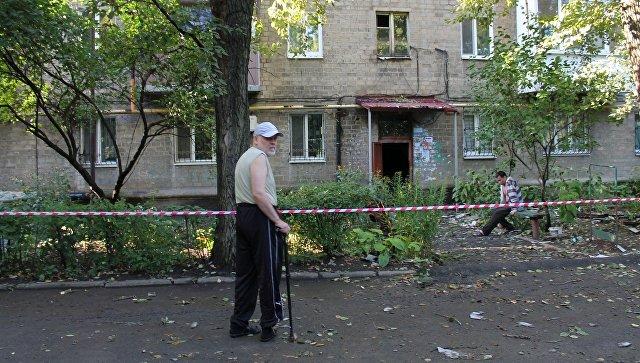 Обстрелом ВСУ ранены два человека вДНР