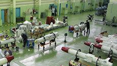 Производство ракет Корпорации Тактическое Ракетное Вооружение. Архивное фото