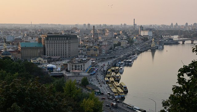 Подольский район в Киеве. Архивное фото