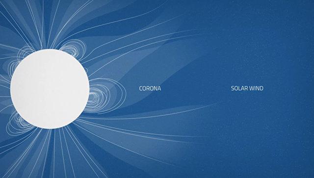 NASA впервый раз зафиксировали процесс образования солнечного ветра