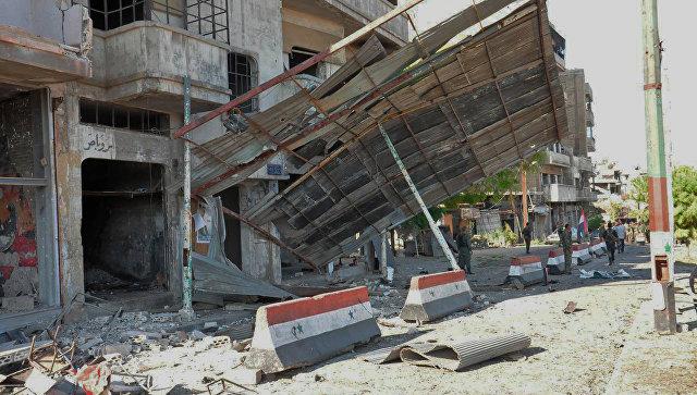 Серия терактов в Сирии: десятки человек погибли