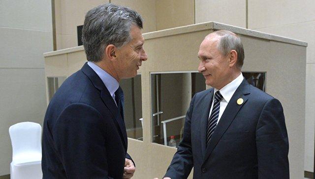 Энергетический облом США: Аргентина и Куба выбрали Россию