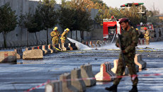 Афганские солдаты. Архивное фото