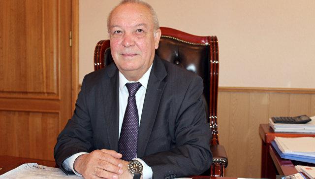 Вице-президент АО ОСК по военному кораблестроению Игорь Борисович Пономарев
