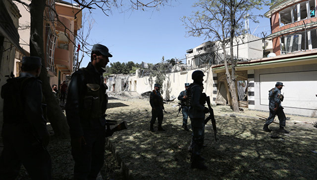 Афганские военные. Архивное фото