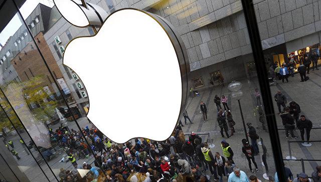 В Цюрихе из магазина Apple эвакуировали 50 человек