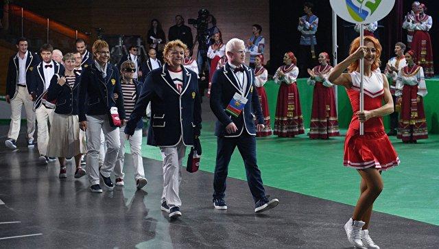 ВООН отказались расследоваться дело одискриминации российских паралимпийцев