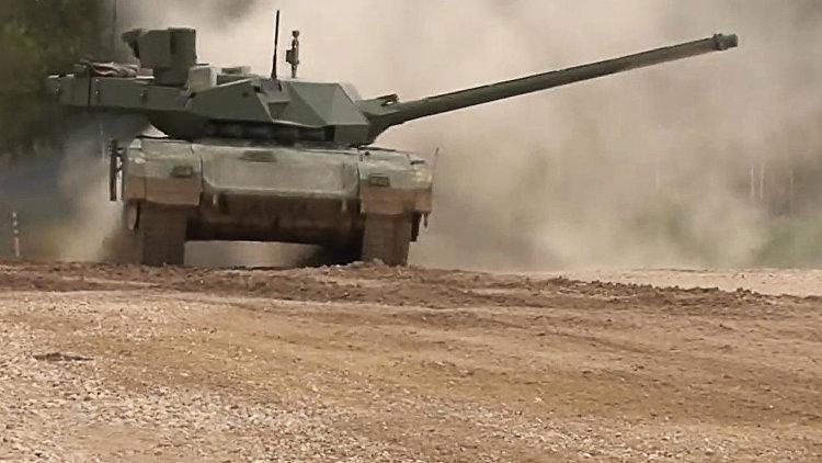 ВРосатоме создают боеприпасы для танков «Армата»