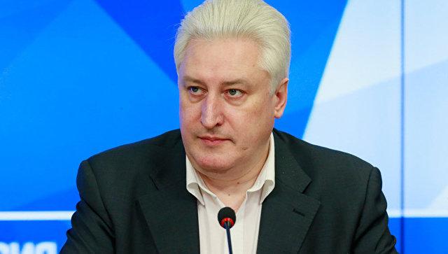 Игорь Коротченко, главный редактор журнала Национальная оборона