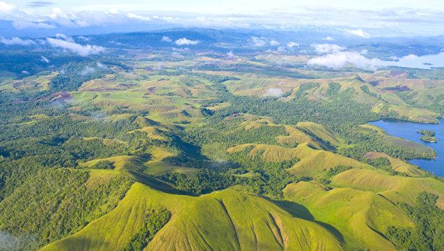 Папуа — Новая Гвинея. Архивное фото