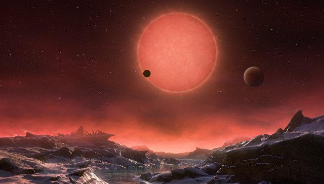 Ближайшая к нам экзопланета имеет воду