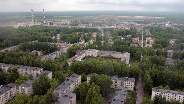 Ленинградская область. Архивное фото