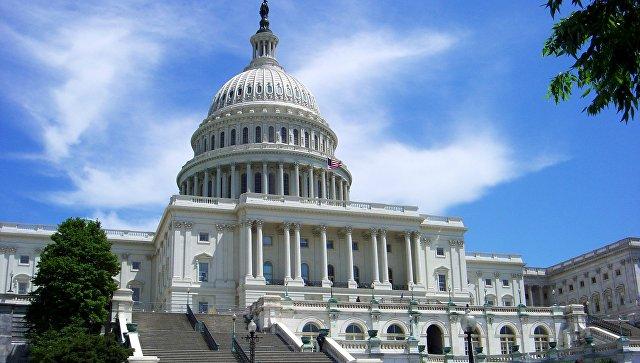 Здание Сената США. Архивное фото