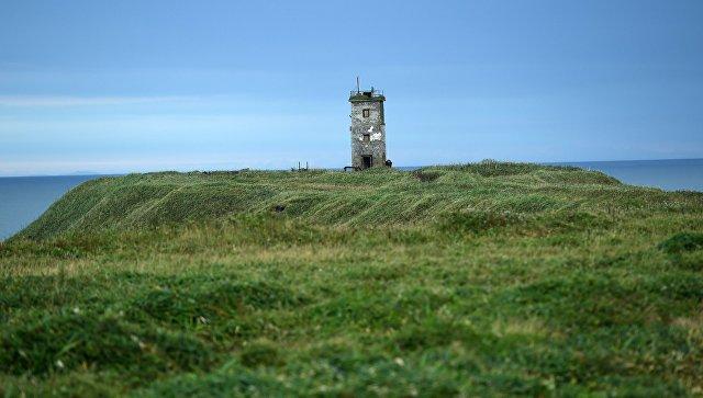 На острове Кунашир пропал смотритель маяка