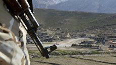 Граница Сирии и северного Ирака. Архивное фото