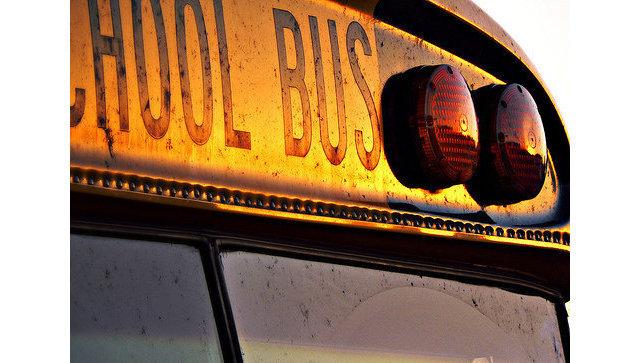 Школьный автобус. Архивное фото