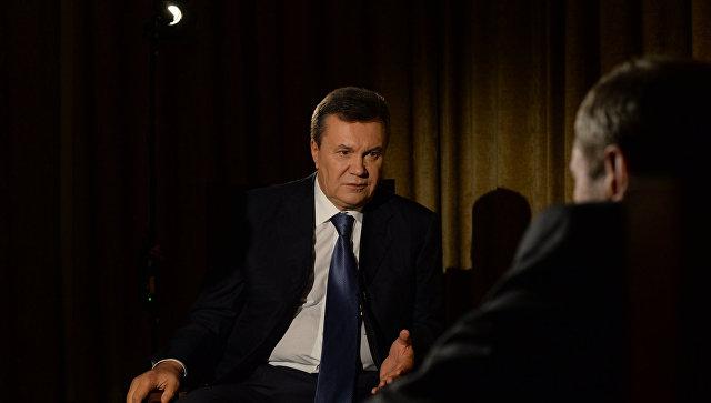 Ситуация в Украине постоянно ухудшается — Янукович