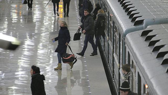 Движение на«серой» ветке московского метро восстановили после сбоя
