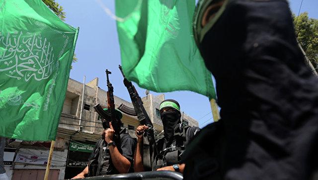 Члены движения Хамас