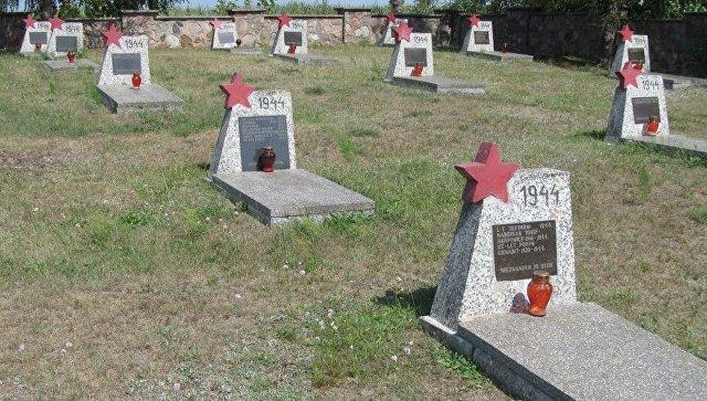 Кладбище советских солдат отреставрируют назападе Польши