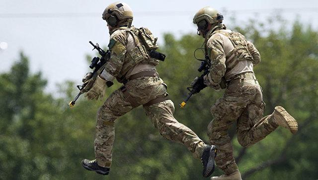 Американский спецназ выгнали изЭр-Раи боевики «умеренной оппозиции», поддерживаемые США